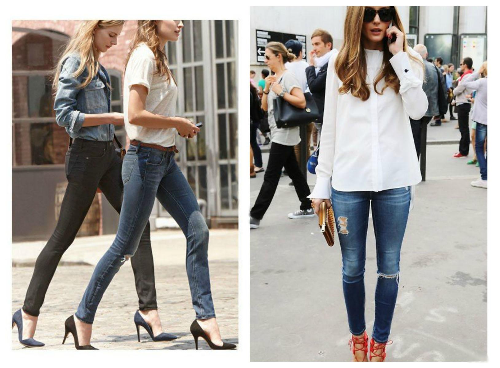 look con vaqueros jeans style outfit las rozas tienda ropa showroom diseñador antonio pozuelo vith very important things